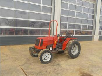 2WD Compact Tractor - جرار صغير