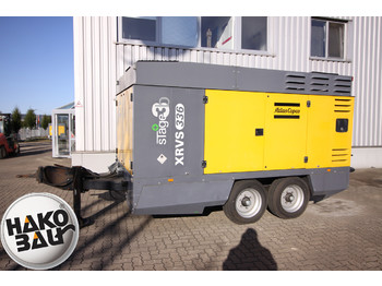 ATLAS COPCO XRVS 336 CD - ضاغط هوائي