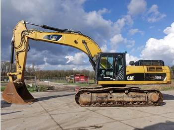 CAT 336DL Good working condition  - حفار زاحف