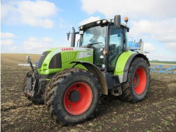 CLAAS ARION 640 - جرار بعجل