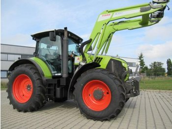 CLAAS Arion 650 CMatic - جرار بعجل