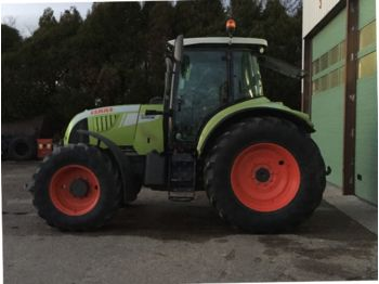 Claas ARION640 - جرار بعجل