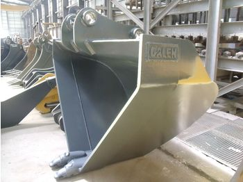 قادوس الحفارة GALEN TRAPEZOID BUCKET (V Ditch Bucket)