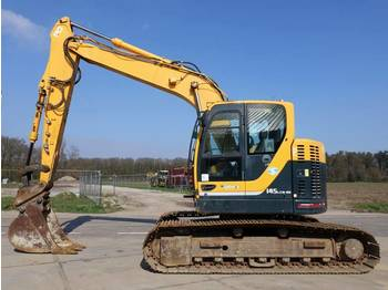 Hyundai Robex 145 LCR-9A CE + EPA / good working  - حفار زاحف
