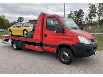 Iveco Daily 65 C 18  - شاحنة نقل أوتوماتيكي