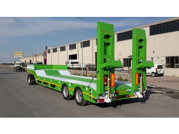 نصف مقطورة بلودر منخفض LIDER 2020 model new from MANUFACTURER COMPANY (LIDER trailer )