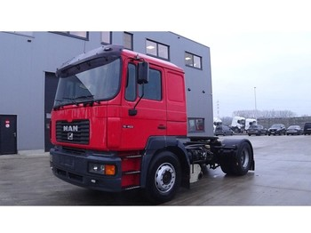 MAN 19.403 (F 2000 / 6 CYLINDER ENGINE WITH MANUAL ZF-GEARBOX) - مقطورة السحب