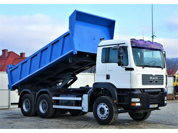MAN TG 360 A Kipper 5,20m *6x4* !!  - شاحنة قلاب