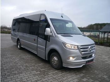 MERCEDES-BENZ 519CDI,Autom.XXXL-24Pl. GO,Komf.Klima,KS,Video uvm - حافلة نقل لمسافات طويلة