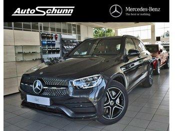 سيارة Mercedes Benz Glc 220 D 4m Amg Thermotronic Advantage Distronic 3921821