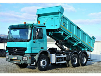 Mercedes-Benz ACTROS 3332 Kipper+BORDMATIC* 6x4 *TopZustand!  - شاحنة قلاب