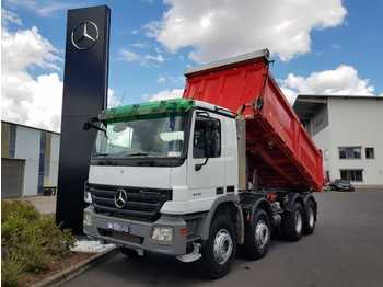 شاحنة قلاب Mercedes-Benz Actros 4141 K 8X4 Meiller manual gear Retarder: صورة 1