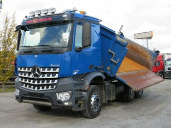 شاحنة قلاب Mercedes-Benz Arocs 2645 K 6x4 3-Achs Kipper Bordmatik