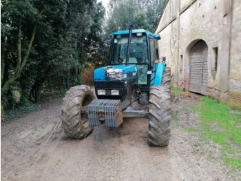 NEW HOLLAND FORD 8340 - جرار بعجل