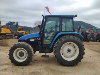 NEW HOLLAND TL80 - جرار بعجل
