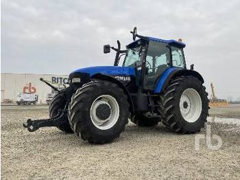 NEW HOLLAND TM165 - جرار بعجل