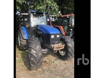 NEW HOLLAND TS115 - جرار بعجل