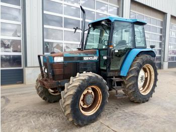 New Holland 7740 - جرار بعجل