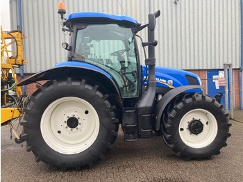 New Holland T6.140 - جرار بعجل