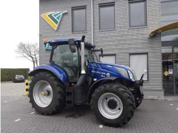 New Holland T6.145 AC - جرار بعجل