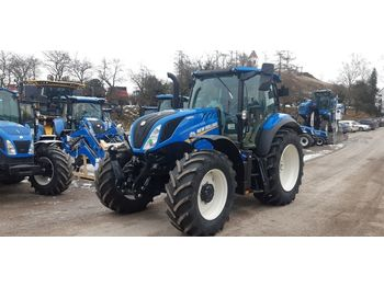 New Holland T6.145 Auto Command SideWinder II  - جرار بعجل