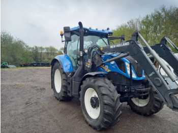 New Holland T6.145 EC - جرار بعجل