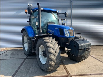 New Holland T6.160 AC - جرار بعجل
