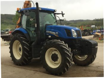 New Holland T6.165 - جرار بعجل