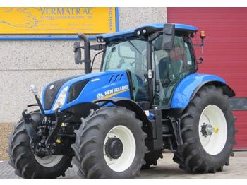 New Holland T6.175  - جرار بعجل
