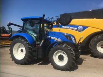 New Holland T6.180 Deluxe  - جرار بعجل