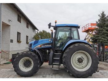 New Holland TG 285  - جرار بعجل