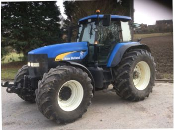 New Holland TM 190 - جرار بعجل