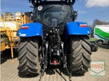 New Holland t 6.175 dynamic c. - جرار بعجل