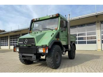 Unimog 90Turbo - U90Turbo 408 98395 Mercedes Benz  - شاحنة قلاب